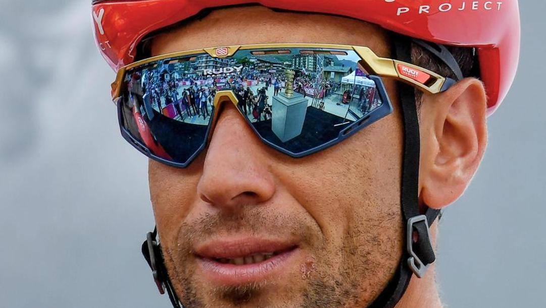 Vincenzo Nibali, 35 anni. Ansa